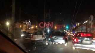 Καραμπόλα στην Πειραιώς πέντε αυτοκινήτων και μίας μηχανής - Ένας τραυματίας