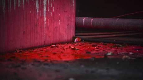 Επίθεση του Ρουβίκωνα στο Δημαρχείο Αλίμου