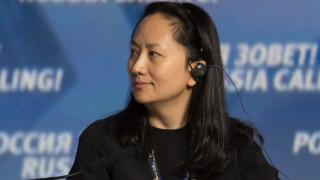 Η «κληρονόμος» της Huawei επικαλείται προβλήματα υγείας και ζητά να αφεθεί ελεύθερη