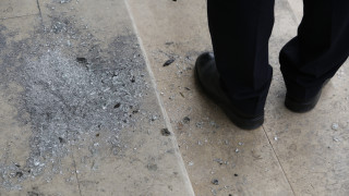 Θεσσαλονίκη: Επίθεση με γκαζάκια έξω από Ιερό Ναό