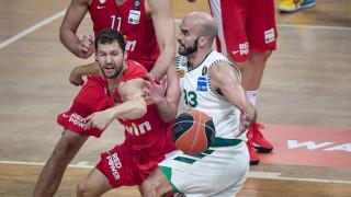 Κύπελλο μπάσκετ: «Μάχη» Παναθηναϊκού ΟΠΑΠ - Ολυμπιακού στα ημιτελικά