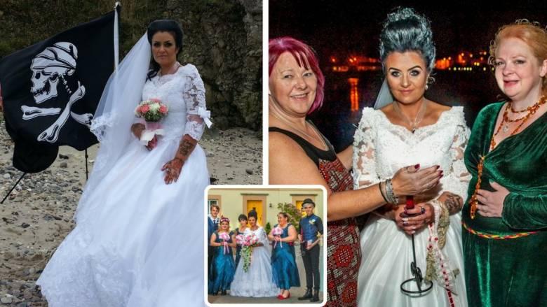 Η Ιρλανδέζα που παντρεύτηκε… φάντασμα πειρατή πήρε «διαζύγιο»!