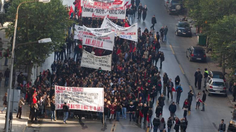 Επέτειος Γρηγορόπουλου: Ελεύθερος νεαρός που κατηγορείται για συμμετοχή στα επεισόδια