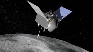 Το Osiris-REx της NASA ανακάλυψε ενδείξεις νερού στον αστεροειδή Μπενού