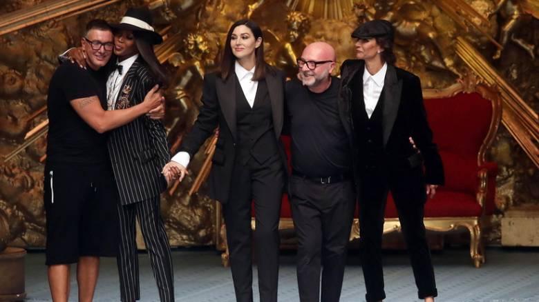 Dolce & Gabbana: Στο τελευταίο τους σόου, η μοδα ξεπέρασε τη φαντασία