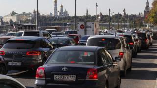 Έτσι έλυσαν το πρόβλημα μετακίνησης στη Μόσχα