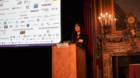 Η Έλ. Κουντουρά κεντρική ομιλήτρια στο 20ο συνέδριο Capital Link στη Ν. Υόρκη