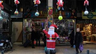 Εορταστικό ωράριο Χριστουγέννων: Αντίστροφη μέτρηση για την έναρξή του