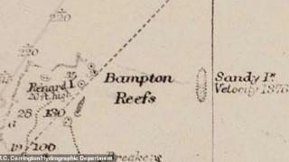 Εξαφανίστηκε μυστηριωδώς ολόκληρο νησί και κανείς δεν μιλάει γι΄ αυτό!
