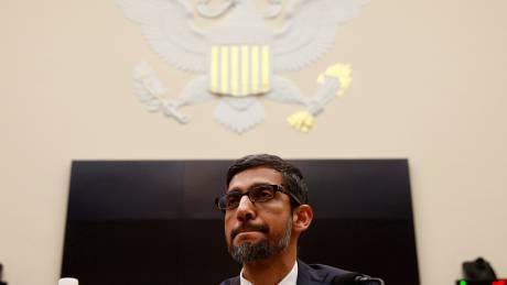 Το Κογκρέσο «στρίμωξε» την Google