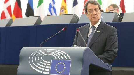 Αναστασιάδης από Στρασβούργο: Η τρομοκρατία είναι μια από τις σοβαρότερες απειλές της ΕΕ