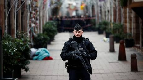 Επίθεση στο Στρασβούργο: «Αν δεν είχαμε το πάρτι, θα ήμασταν στο κέντρο»