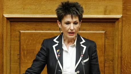 Βουλή: «Μαλλιά - κουβάρια» έγιναν Καββαδία και Γρηγοράκος στη συζήτηση για τον προϋπολογισμό