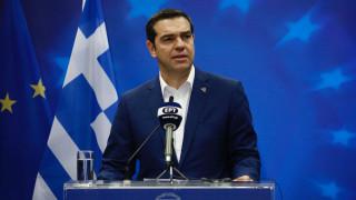 Στις Βρυξέλλες ο Τσίπρας: Στις διήμερες εργασίες του Ευρωπαϊκού Συμβουλίου ο πρωθυπουργός