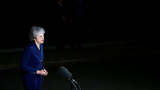 Brexit: Η ανανεωμένη αποστολή της Τερέζα Μέι