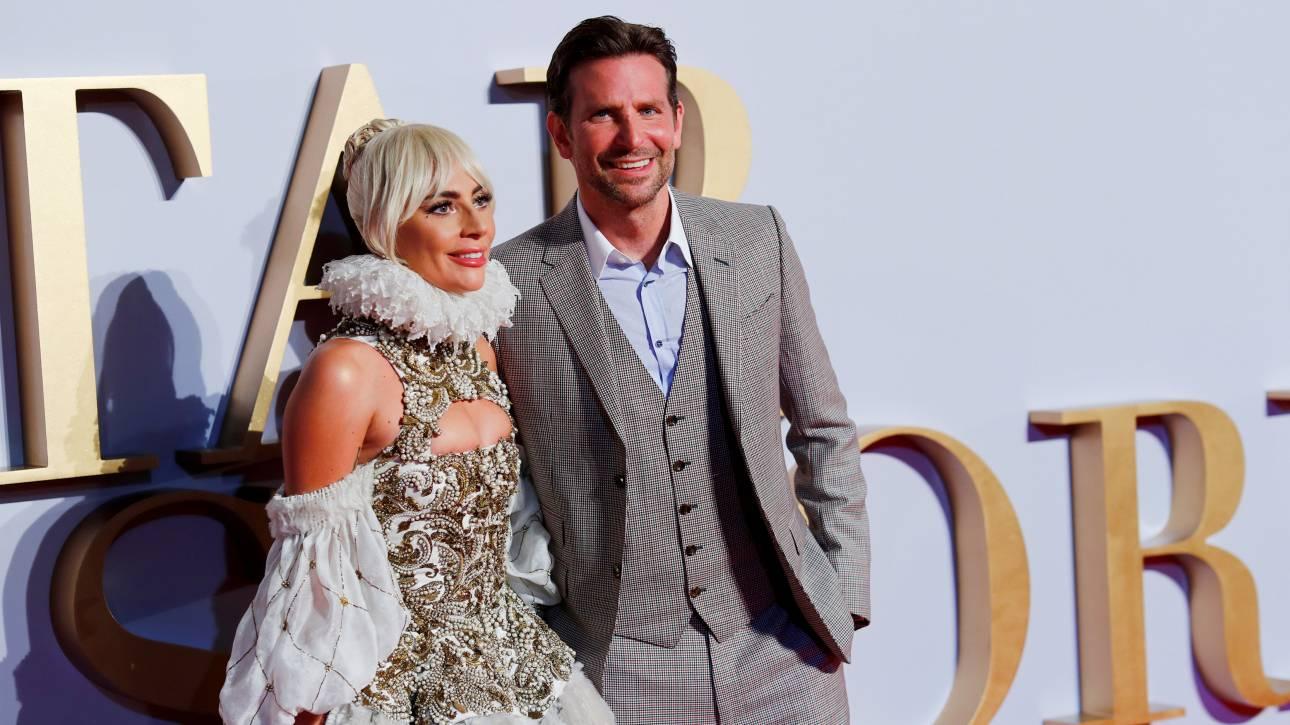 «Ένα Αστέρι Γεννιέται»: Lady Gaga και Μπράντλεϊ Κούπερ πρώτοι στις υποψηφιότητες για τα βραβεία SAG