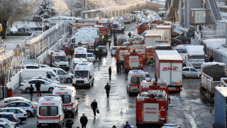 Άγκυρα: Αυξάνονται οι νεκροί από τη σύγκρουση τρένων