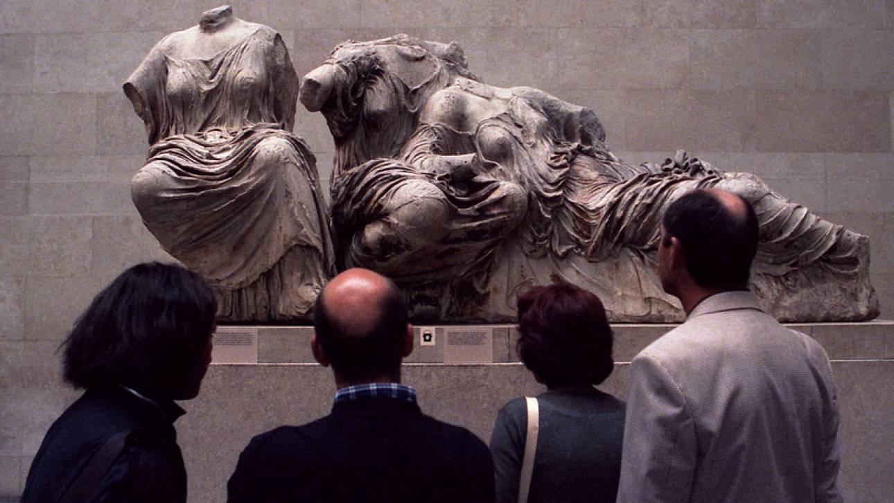 «Ξενάγηση των Κλεμμένων Αντικειμένων» στο Βρετανικό Μουσείο: Σε πρώτο πλάνο τα Μάρμαρα του Παρθενώνα