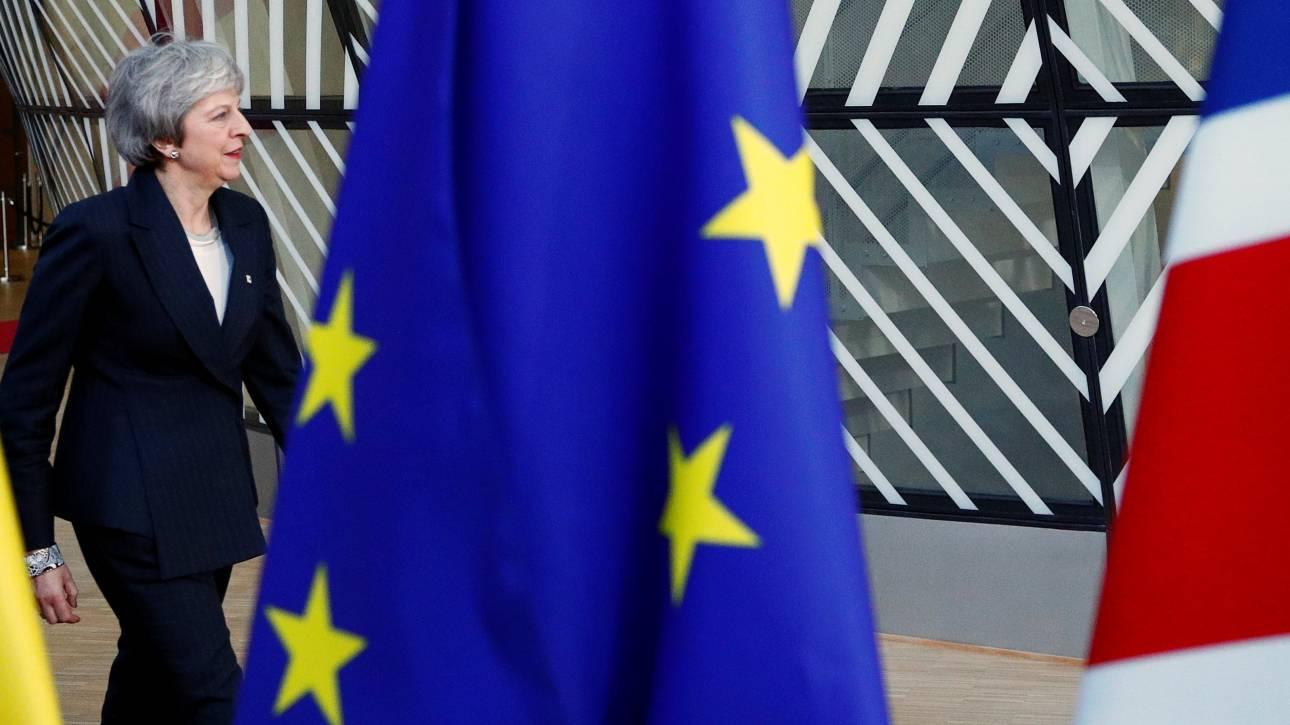 Τσίπρας και Ευρωπαίοι λένε «ΝΟ» στην Τερέζα Μέι