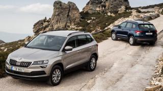 Το Skoda Karoq είναι το «Αυτοκίνητο του 2019» για την Ελλάδα