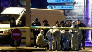 Βίντεο – ντοκουμέντο: Ο μακελάρης του Στρασβούργου πεσμένος στο πεζοδρόμιο από τα αστυνομικά πυρά