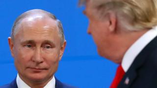 «Βέτο» Ουάσιγκτον για ενδεχόμενη συνάντηση Τραμπ – Πούτιν