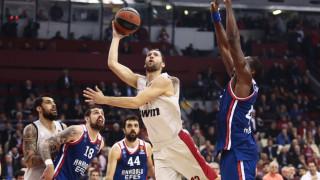 Ολυμπιακός-Αναντολού Εφές 88-81: Μεγάλη νίκη και... πάει για πλεονέκτημα!