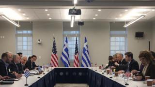 Το κοινό ανακοινωθέν Ελλάδας - ΗΠΑ για τον στρατηγικό διάλογο