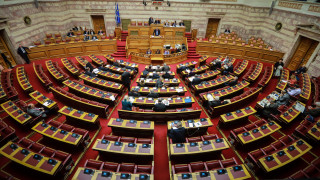 Καβγάς ΝΔ - ΣΥΡΙΖΑ για το ονοματολογικό στη Βουλή