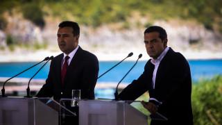 Παρέμβαση Ζάεφ για τη Συμφωνία των Πρεσπών: «Έχω εμπιστοσύνη σε Τσίπρα - Καμμένο»