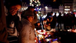 Επίθεση Στρασβούργο: Και τέταρτος νεκρός - Ξανάνοιξε η χριστουγεννιάτικη αγορά