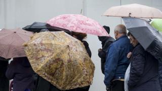 Καιρός: Βροχερό το σκηνικό και το Σάββατο