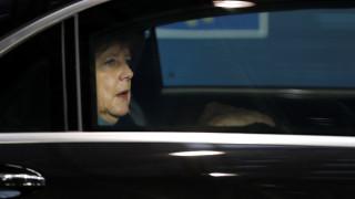 «Κόκκαλο» οι δημοσιογράφοι με την απάντηση της Μέρκελ για το Brexit