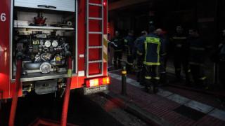 Πυρκαγιά σε σκάφος στην 4η μαρίνα Γλυφάδας