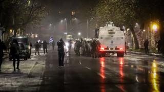 Θεσσαλονίκη: 49 προσαγωγές κατά τη διάρκεια των διαμαρτυριών