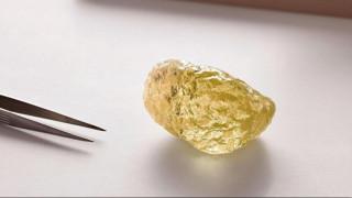 Το μεγαλύτερο διαμάντι της Βόρειας Αμερικής είναι κίτρινο και πελώριο