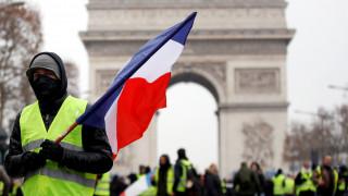«Κίτρινα γιλέκα»: Ένταση και συλλήψεις στο Παρίσι πριν το νέο «ραντεβού»