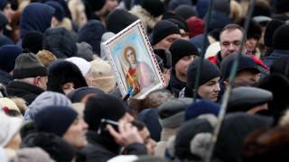 Κίεβο: Η σύνοδος αυτοκεφαλίας της Ορθόδοξης Εκκλησίας της Ουκρανίας εξοργίζει τη Μόσχα