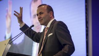 Βέμπερ: Το 2019 θα είναι κρίσιμο για την Ελλάδα και την Ευρώπη
