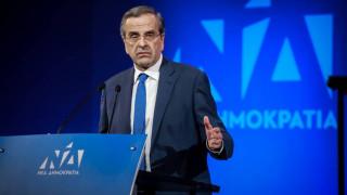 Συνέδριο ΝΔ: «Οι ΣΥΡΙΖΑΝΕΛ τελειώσανε» λέει ο Σαμαράς