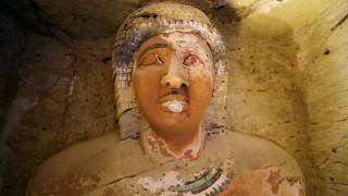 Σημαντική ανακάλυψη στην Αίγυπτο: Βρέθηκε τάφος 4.400 χρόνων ετών