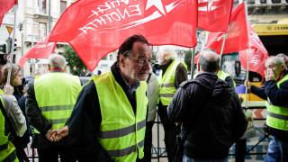 Γαλλία: Στο πλευρό των «κίτρινων γιλέκων» ο Λαφαζάνης