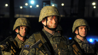 «Πράσινο φως» για τη δημιουργία στρατού στο Κόσοβο - Χαιρετίζουν οι ΗΠΑ, αντιδρά το ΝΑΤΟ