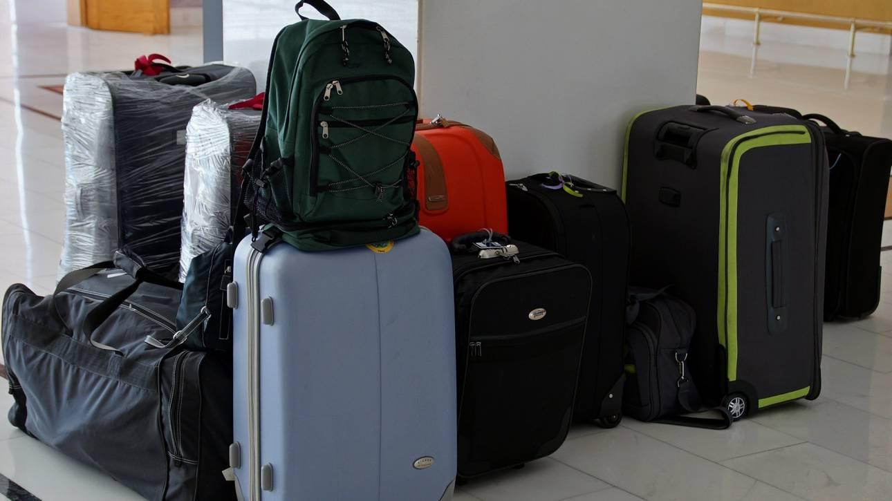 Απίστευτο περιστατικό στη Μυτιλήνη: Μετέφερε στη βαλίτσα της... έναν πρόσφυγα
