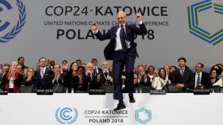 ΟΗΕ: 200 χώρες κατέληξαν στο πλαίσιο εφαρμογής της Συμφωνίας του Παρισιού