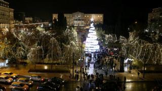 Το εξαιρετικά σπάνιο φαινόμενο στην Αθήνα ανήμερα των Χριστουγέννων