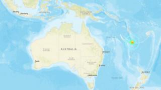 Ισχυρός σεισμός 6,1 Ρίχτερ στην Αυστραλία