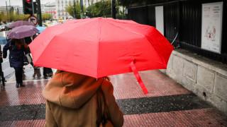 Καιρός: Πού θα βρέξει τη Δευτέρα