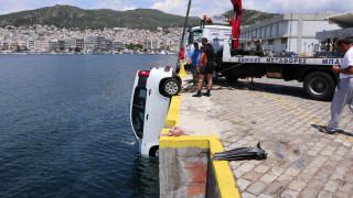 Μυτιλήνη: Νεκρός 83χρονος που έπεσε με το αυτοκίνητό του στο λιμάνι