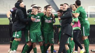 Παναθηναϊκός – Ατρόμητος 1-0: Με γκολ του Μακέντα και απόκρουση πέναλτι του Διούδη